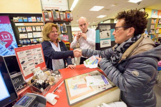 Wat als een klant in de winkel dementie heeft
